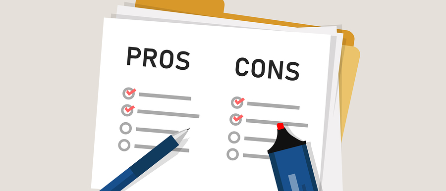 A Freight Broker's Pros and Cons of Factoring